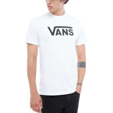 T-SHIRT VANS CLASSIC white