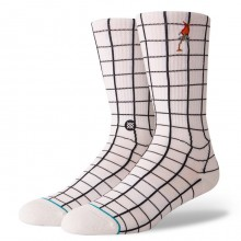 CHAUSSETTES STANCE NETWORK white