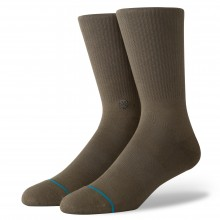 CHAUSSETTES STANCE SOLIDS ICON 2 olive